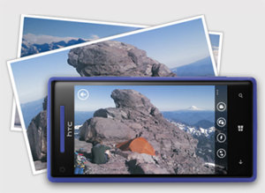 Windows Phone 8X by HTC World-class Camera