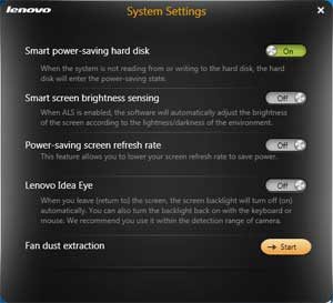 Lenovo Energy Management 7.0 will help you get the most performance out of your battery