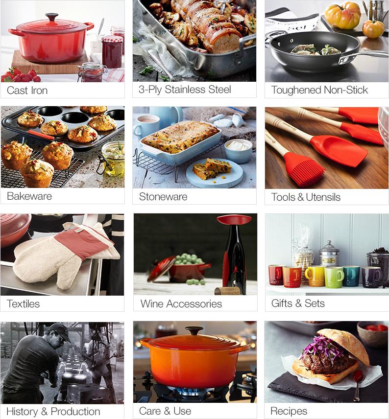 Amazon.co.uk: Le Creuset: Kitchen & Home: Cookware, Shop