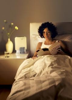Philips Hf3463 Wake Up Light With Radio Alarm Ebay