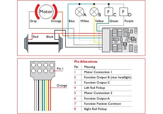 Dcc 8 Pin Plug Wiring Diagram