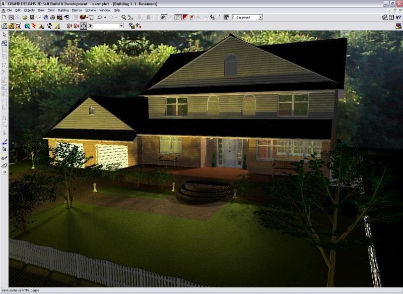 Fast Design: Broderbund 3d Home Landscape Designer Deluxe