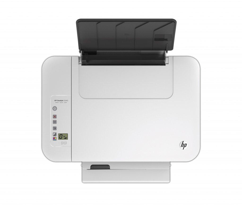 Hp Deskjet 2540 All In One Printer Ebay