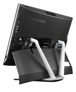 Lenovo C470 all-in-one desktop