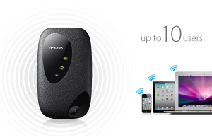 Tp-Link M5250. Up to 10 users