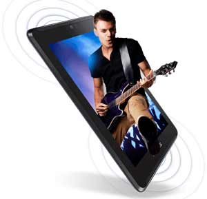 ASUS Fonepad 7 Tablet Sound