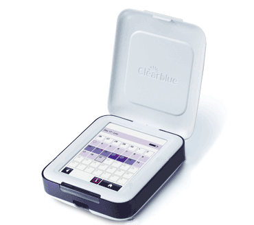 clearblue advanced fertility monitor pregnancy kit with 20 ovulation test sticks ebay. Black Bedroom Furniture Sets. Home Design Ideas