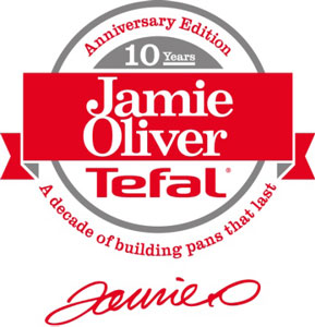 Jamie Oliver By Tefal 26 Cm Anniversary Frying Pan With