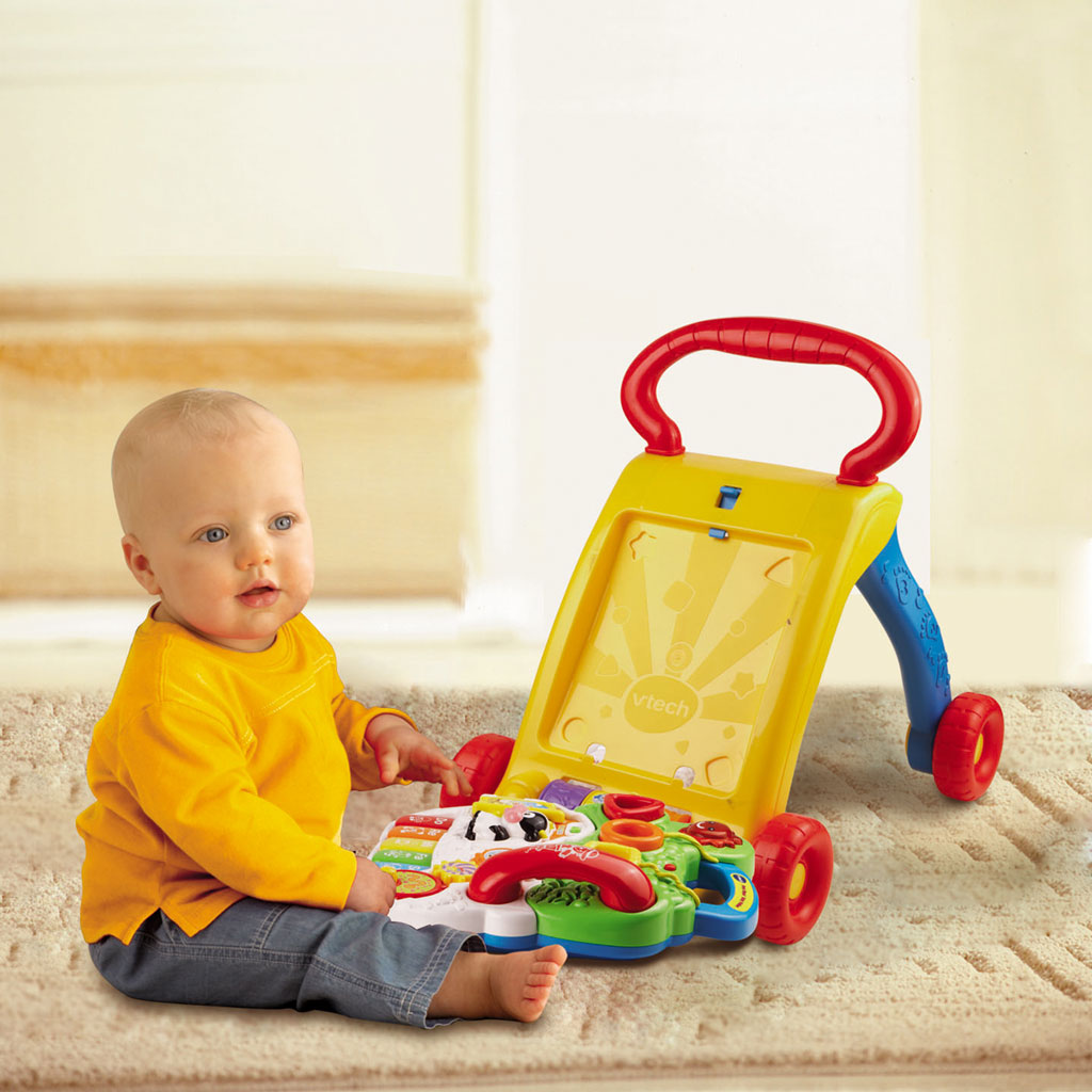 Vtech Baby First Steps Baby Walker Amazon Co Uk Baby