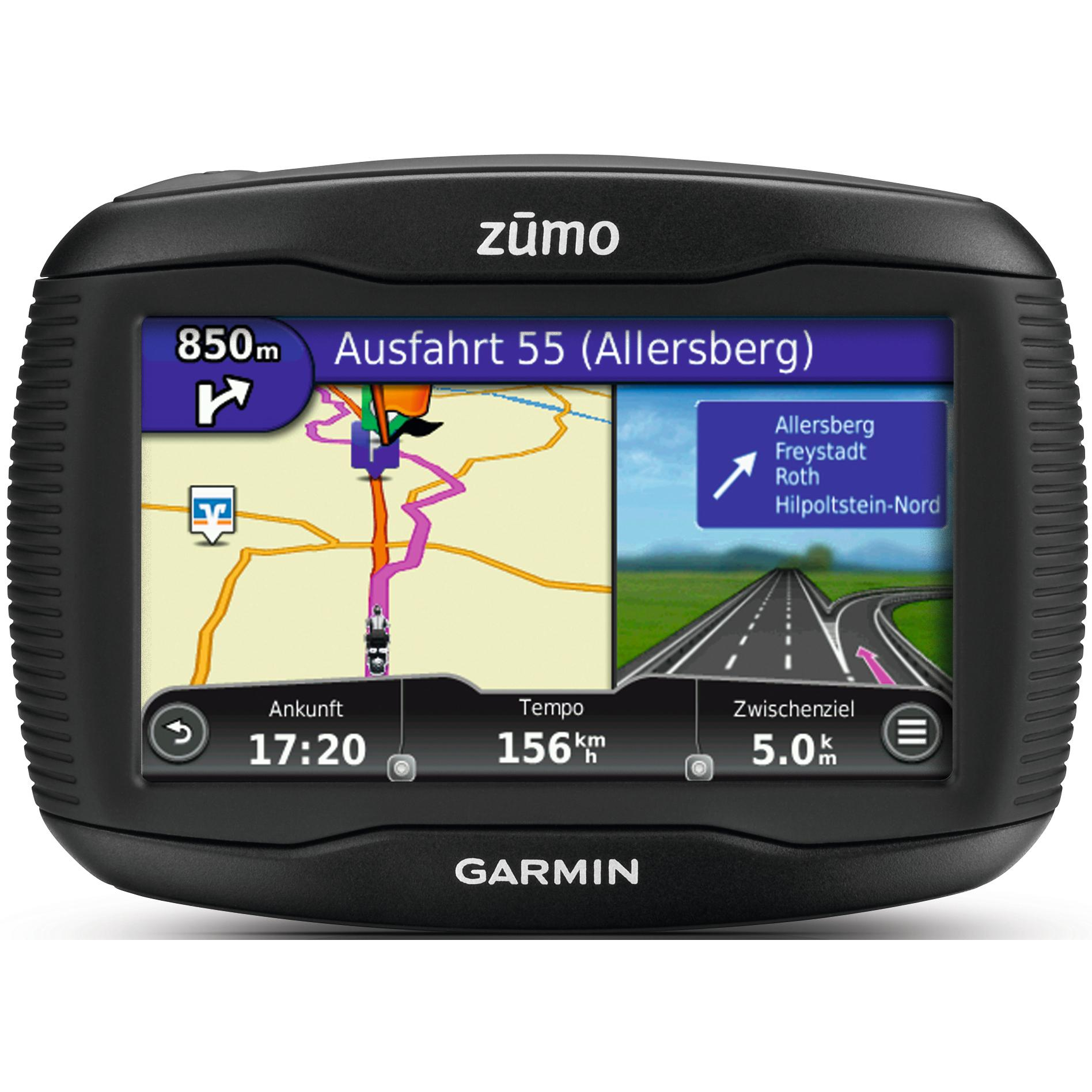 garmin zumo 340lm motorrad navi 4 3 39 39 elektronik. Black Bedroom Furniture Sets. Home Design Ideas