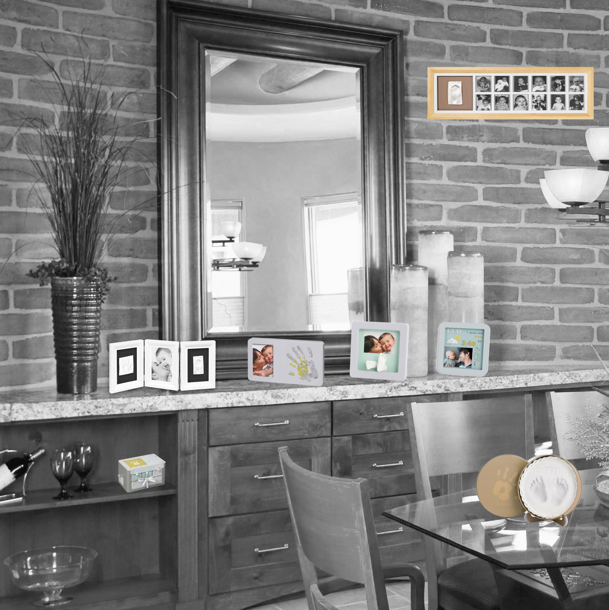 anleitung bilderrahmen aufh ngen b cher bei. Black Bedroom Furniture Sets. Home Design Ideas