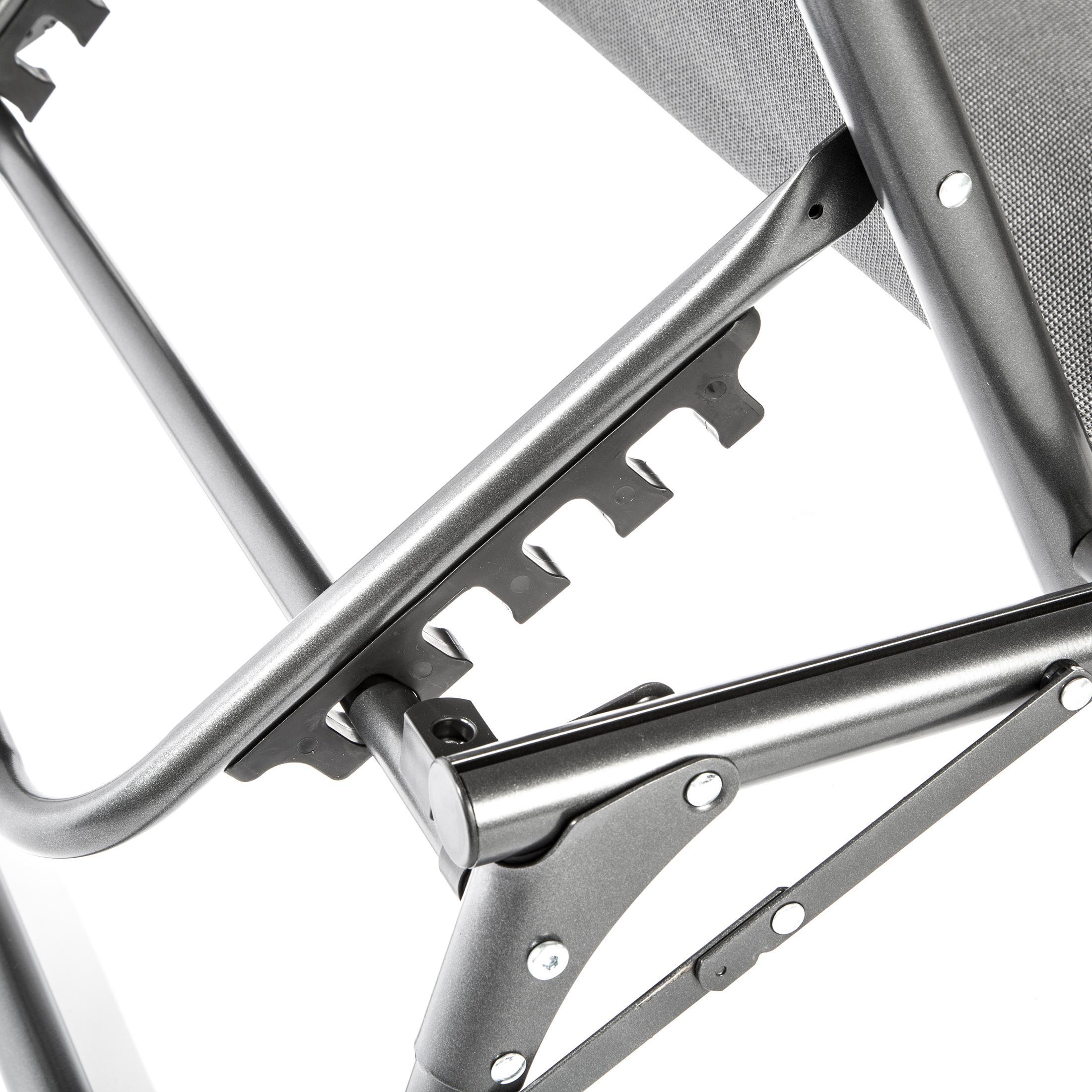 liegest hle ultranatura aluminium dreibein sonnenliege. Black Bedroom Furniture Sets. Home Design Ideas