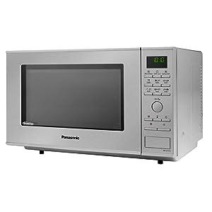 panasonic nn cf771sepg mikrowelle 27 l 1000 w edelstahl inverter technologie grill1. Black Bedroom Furniture Sets. Home Design Ideas