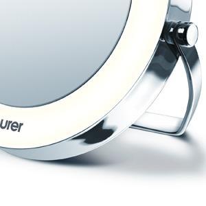 beurer bs 29 spiegel beleuchteter taschenspiegel 7 cm r122 7 ebay. Black Bedroom Furniture Sets. Home Design Ideas