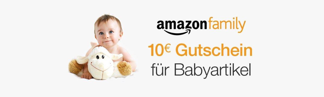 Amazon Baby Gutschein