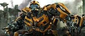 Transformers Dark The Moon Bumblebee.