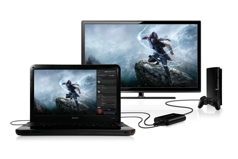 elgato game capture mikrofon neu lets play set gaming videoaufnahme ebay. Black Bedroom Furniture Sets. Home Design Ideas