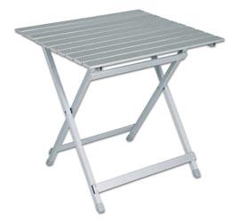 profiline campingtisch aluminium scherengestell klappbar gr e 60 x 70 cm h he. Black Bedroom Furniture Sets. Home Design Ideas
