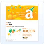 Cewe Amazon Gutschein Angebot Nicht Annehmen Synonym