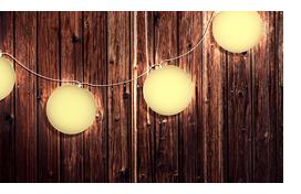 Solar Lampe LED Garten Laterne Leuchte Solarleuchte Beleuchtung Solarlampe M2V3
