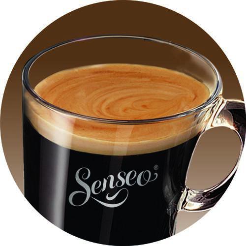 philips senseo quadrante hd7860 kaffeepadmaschine ebay. Black Bedroom Furniture Sets. Home Design Ideas