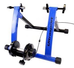 ultrasport fahrrad rollentrainer blau sport freizeit. Black Bedroom Furniture Sets. Home Design Ideas