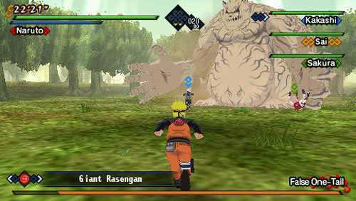 Naruto: Shippuden Rollen