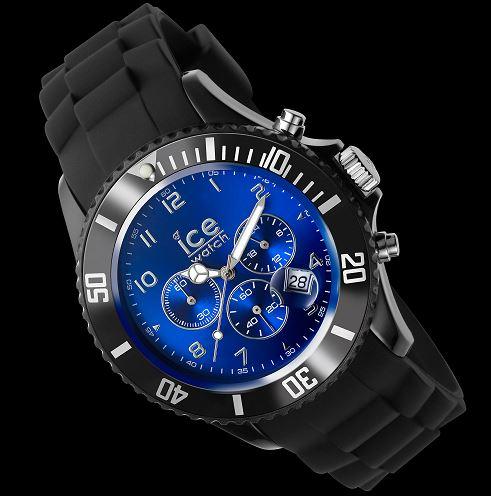 ice watch montre mixte quartz analogique ice navy. Black Bedroom Furniture Sets. Home Design Ideas