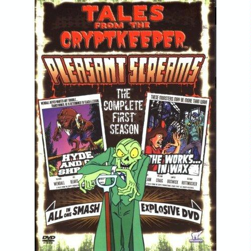 tales from the cryptkeeper cartoon season 1 2 dvd. Black Bedroom Furniture Sets. Home Design Ideas