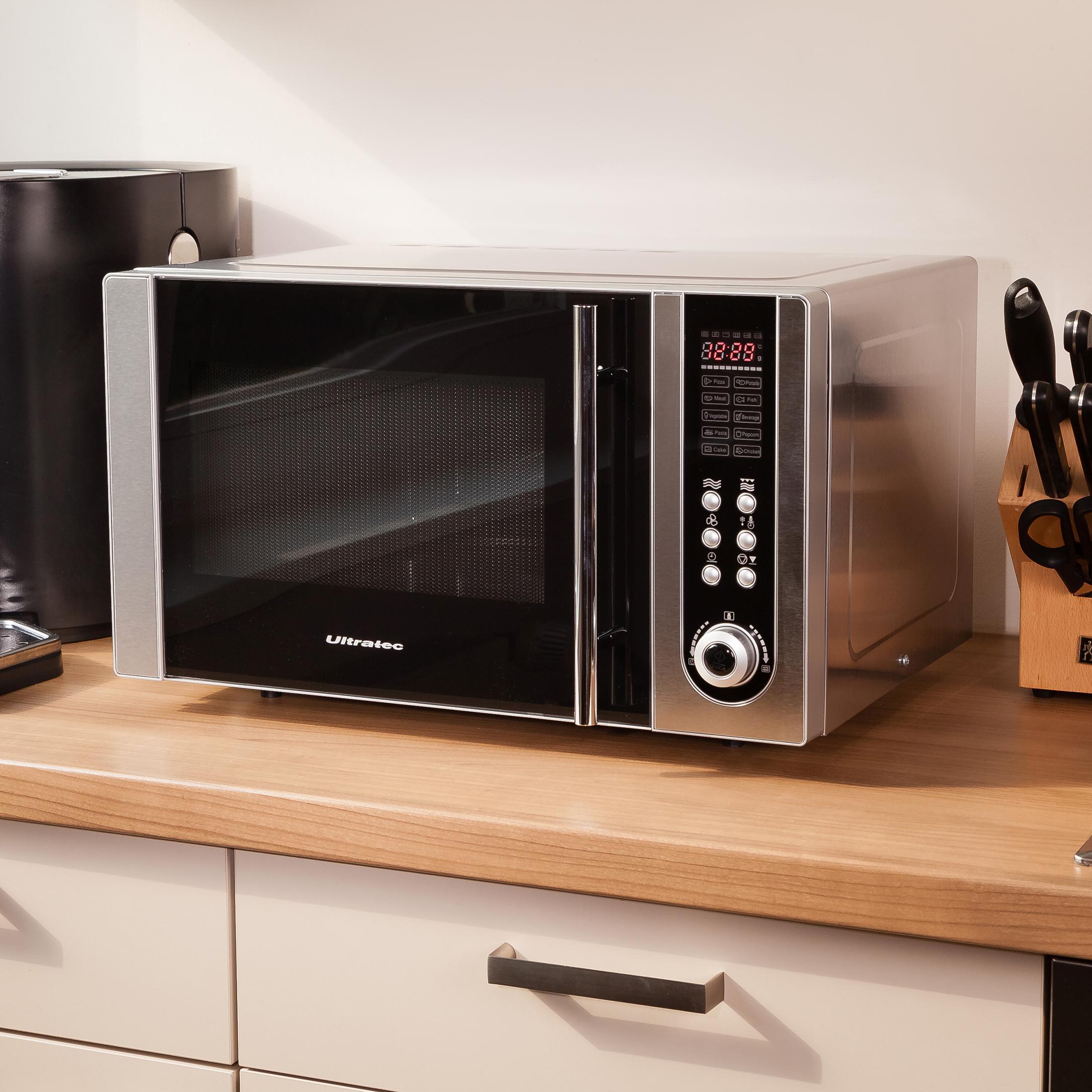 Ultratec forno a microonde mwg500 con grill e ventilazione - Forno con microonde ...