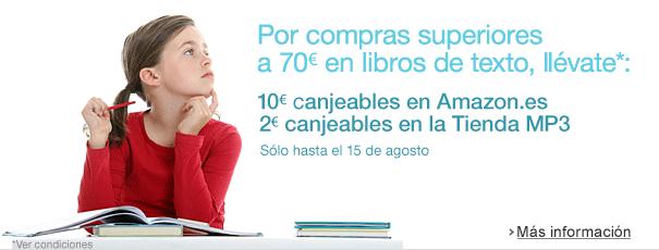 Cheque Regalo Libros De Texto Amazon