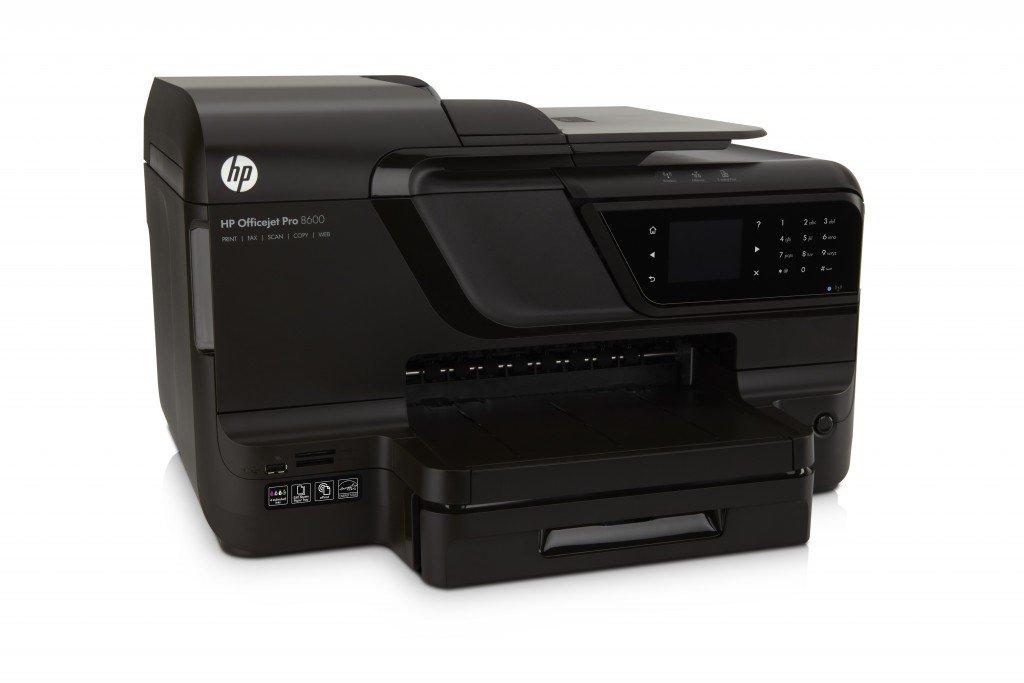 Impresora Multifuncional Hp Officejet Pro 8600 Con