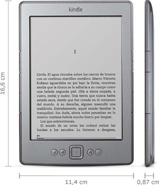 911027b41 Carga de la batería y date de alta tu Kindle en Amazón: Para ello tienes  que hacer dos cosas simultáneamente: