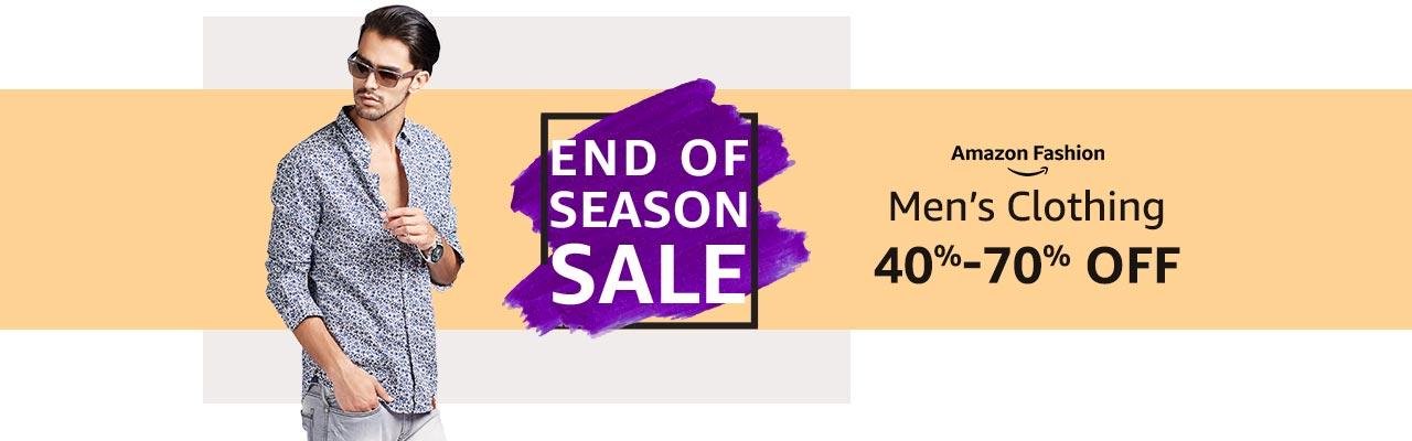 1df02e40a Men's Fashion Collection Deals & Offers - DealsCherry