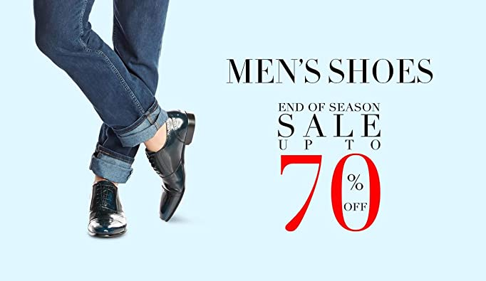 Men S Shoes Up To 70 Off