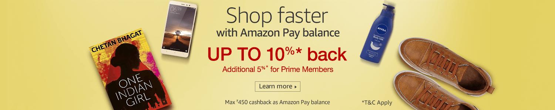 Shop Faster