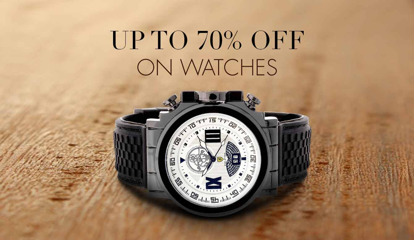 Buy Watches Online at Best Prices in India | Buy Wrist ...