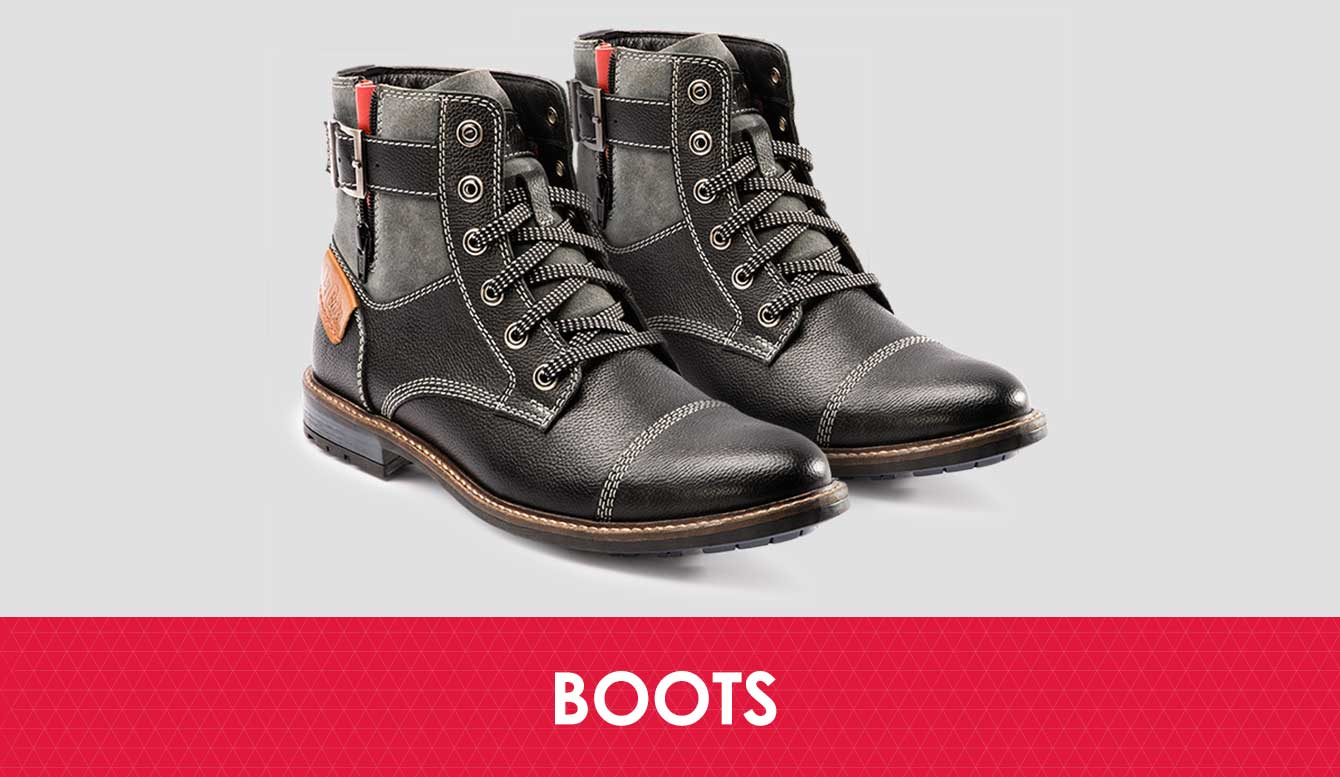 Buy Boot Shoes Online India