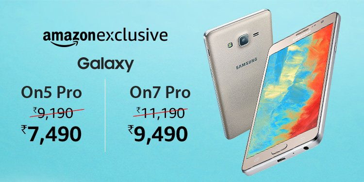 aa9bcef90282c5 Amazon.in Samsung Carnival (21-23 Feb) Mega Discounts on Mobile, LED ...
