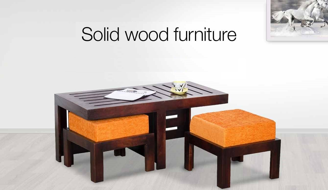 Online wooden furniture shopping
