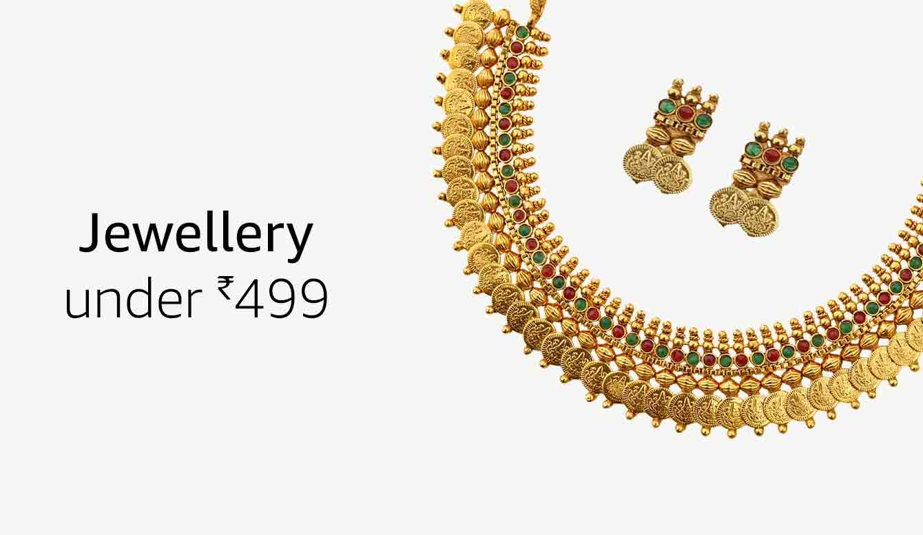 Buy Traditional Jewellery Online At Low Prices In India
