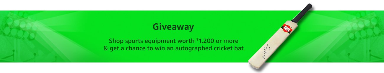 Giveaway: win autographed cricket bats