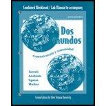 DOS Mundos-Workbook/ Lab. Man. (Custom)