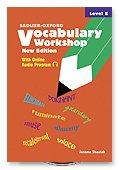 Vocabulary Workshop: Level E