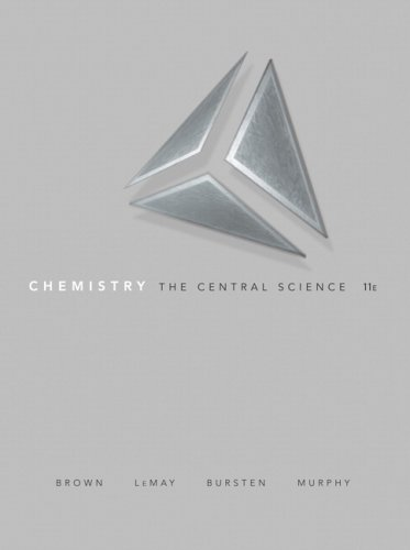 Chemistry: The Central Science (11th Edition)