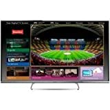 Panasonic 65-Inch Widescreen 4K Ultra HD Edge LED 3D TV with Freeview HD