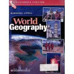 McDougal Littell World Geography, California Edition