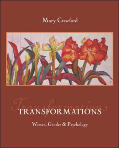 Transformations: Women, Gender, And Psychology