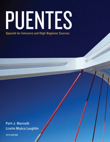 Student Activity Manual/Lab Manual Answer Key and AudioScript for Marinelli/Laughlin's Puentes