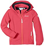 Icepeak Kinsley Junior Girls 'Soft Shell Jacket Tuuli Red Korallenrot Size:17 years